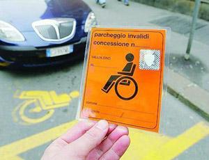 Nella ZTL il diversamente abile può sempre transitare con l'auto a servizio munita di contrassegno per invalidi