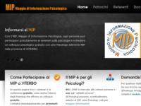 MIP5 a Viterbo: ConosciAMO la psicologia, miglioriAMO il benessere. Quinta edizione