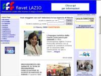 Protocollo d'Intesa Fiavet Lazio e Camera di Commercio di Roma