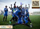 #iocisono: l'11 ottobre la partita benefica tra Liberi Nantes e Roma Legend