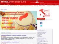 http://www.roma.cervantes.es