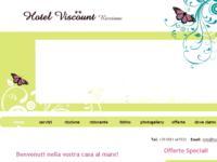 Vacanze Last Minute a Riccione con l'Hotel 2 stelle Viscount