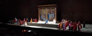 In scena mercoledì 27 Luglio la prima replica di Rigoletto di Verdi allo Sferisterio di Macerata