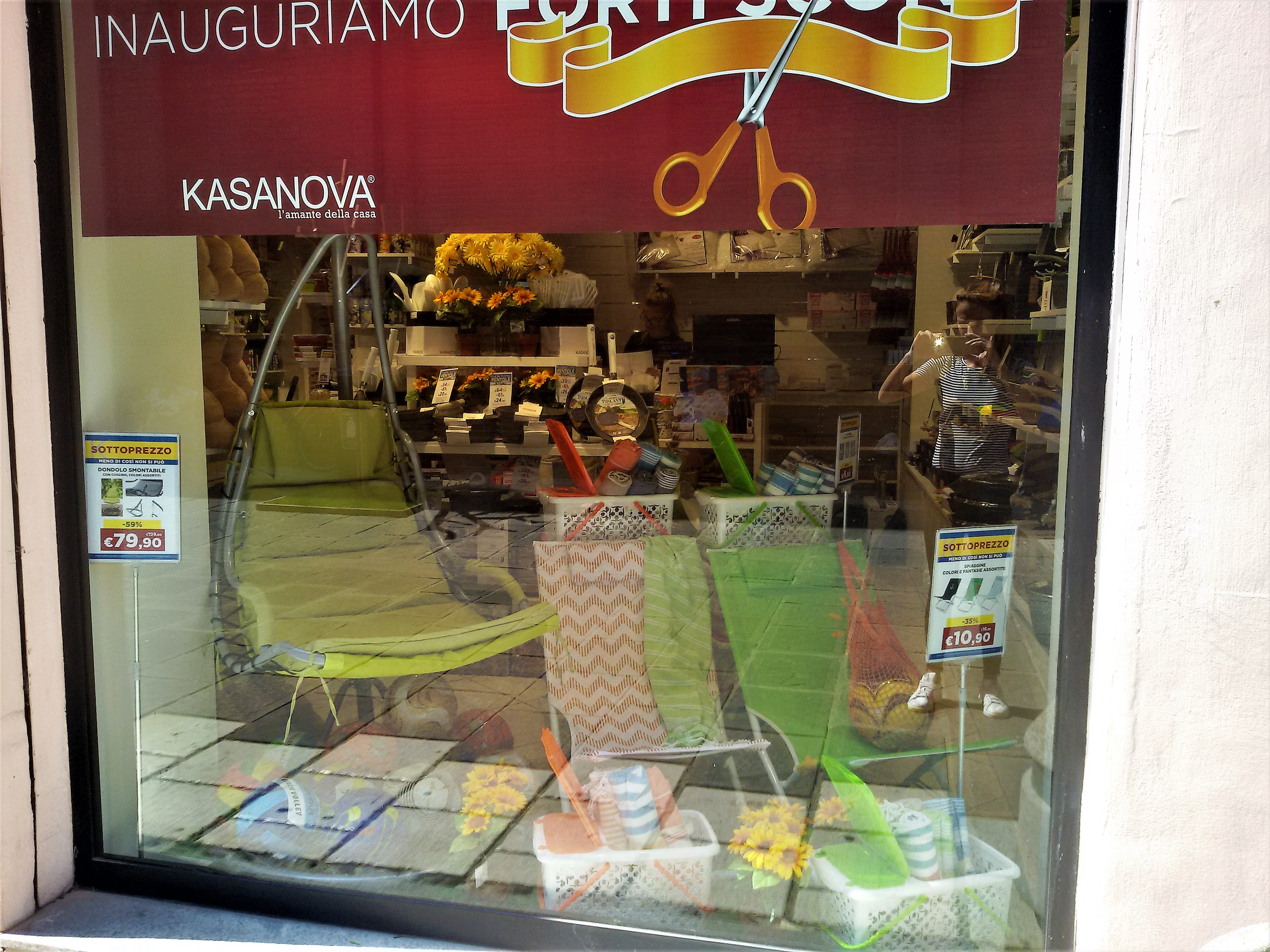 A cesena il nuovo punto vendita kasanova for Kasanova casa