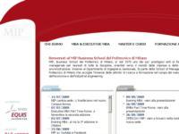IL MIP, LA BUSINESS SCHOOL DEL POLITECNICO DI MILANO, CAMBIA SEDE