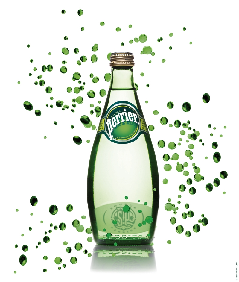 Perrier brinda all'arte di Andy Warhol