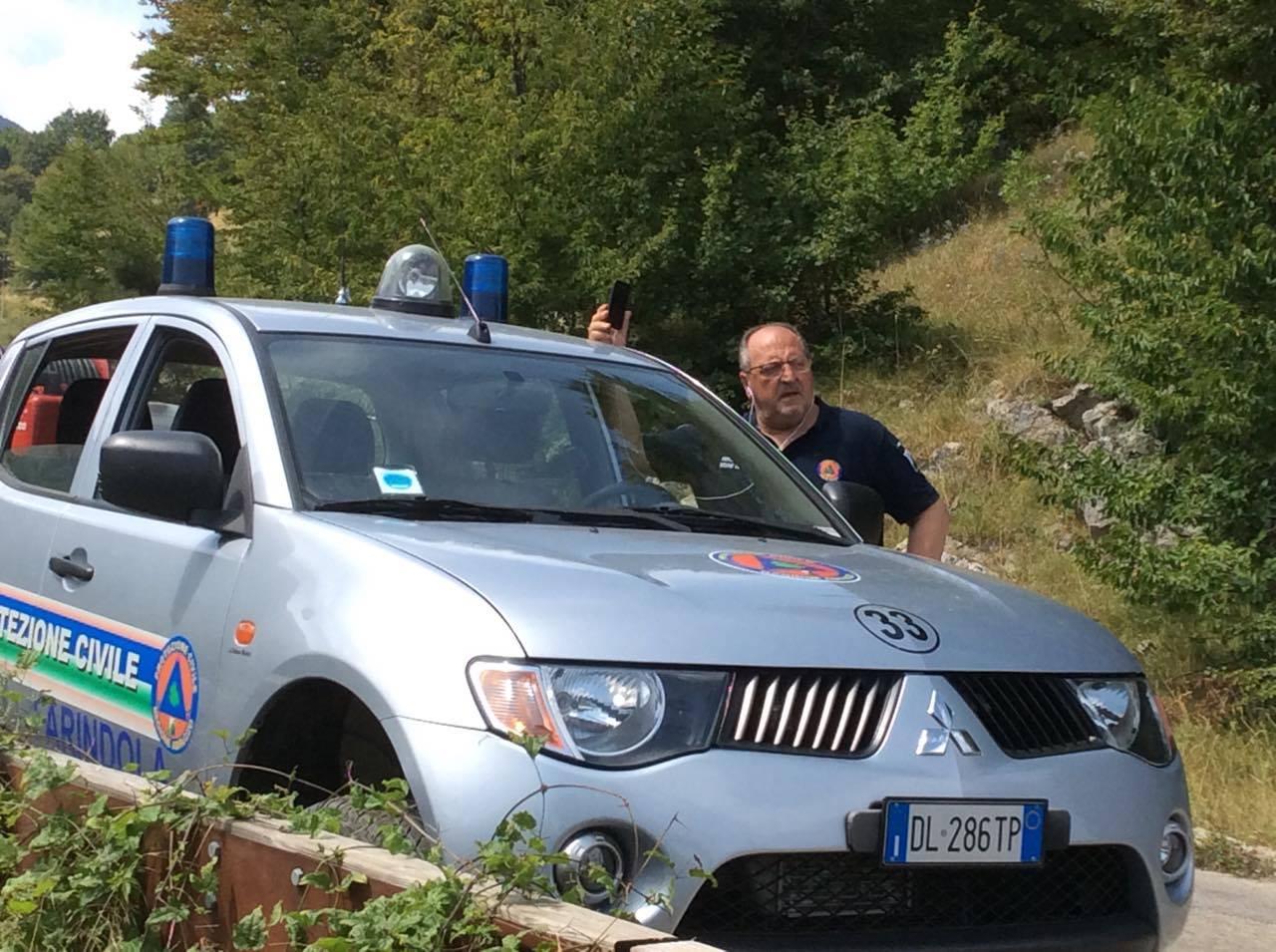Senza tregua la lotta dell'Abruzzo contro gli incendi