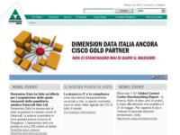 Dimension Data sull'annuncio per l'integrazione di Microsoft Windows Server e WAAS di Cisco