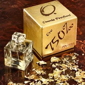 Profumi donna e profumi unisex: profumo Oro 750 e Argento 925 di Omniaprofumi