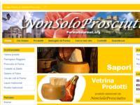 Nasce a Parma, NonSoloProsciutto, promozione del turismo e vendita prodotti tipici di Parma.