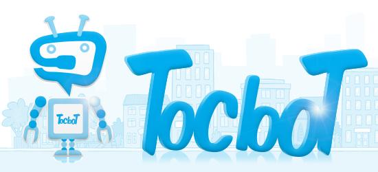 TocboT, il primo chatbot italiano per siti web firmato TocToc