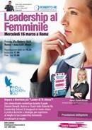 LEADERSHIP AL FEMMINILE, workshop gratuito