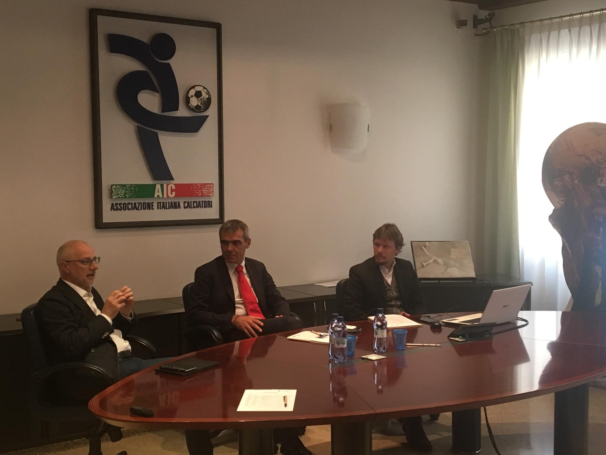 Calciomercato.com incontra in AIC gli aspiranti intermediari sportivi