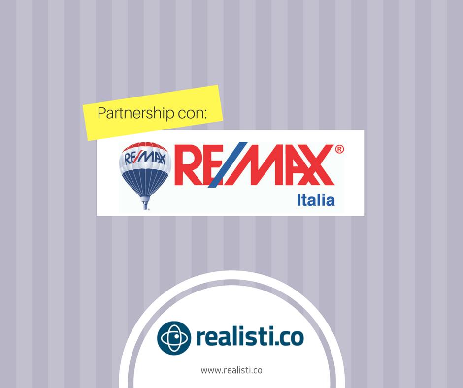 RE/MAX e Realisti.co insieme: tecnologia a 360° per la rete di consulenti e più realismo visuale per i clienti