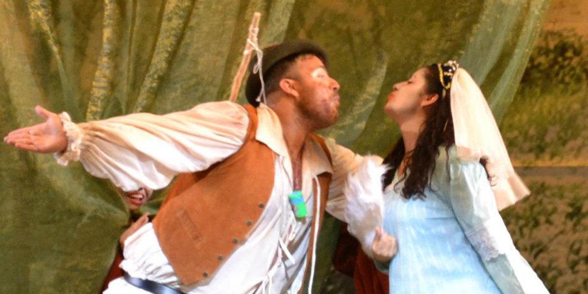 La favola di Robin Hood al Teatro delle Arti di Salerno