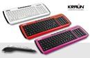Un tocco di glamour su ogni scrivania con la nuova Kraun Keyboard Color Design,
