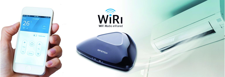 Rendi la tua casa intelligente con iSnatch WiRi