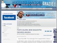 PONTE GALERIA, BENE SEQUESTRO DISCARICA ABUSIVA