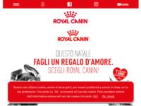 Parte il Christmas Experience Tour di Royal Canin