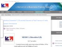 http://www.youbuyfrance.com/it/Posts-13353-medica-d-252-sseldorf-58-218-societ-224-francesi-al-pad-francia-e-6-nello-spazio-innovazione