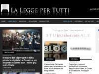 Fulvio Sarzana, ospite al Convegno sul futuro del copyright di Cosenza organizzato da LaLeggePerTutti.it