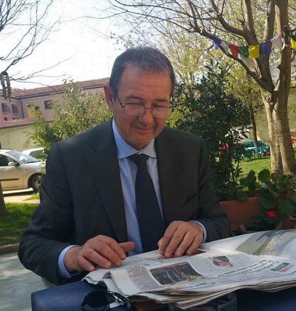 Marco Carra: l'assessora leghista protesta contro se stessa