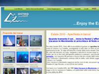 Estate 2010 - Feste e aperitivo in barca con Ostro in Calabria