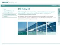 GAM Holding AG: Interim management statement for the period to 31 March 2012