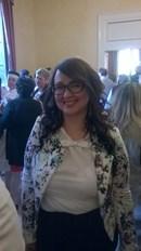 Federica Ferretti ospite d'onore alla serata conclusiva del Geo festival