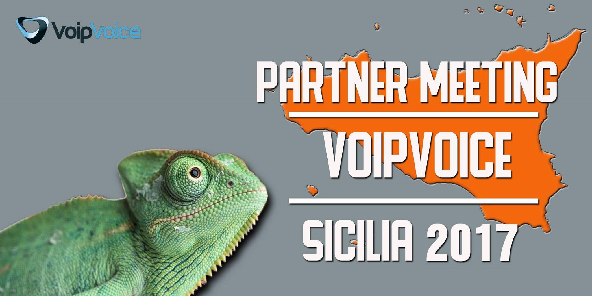 VoipVoice Partner Meeting Sicilia 2017
