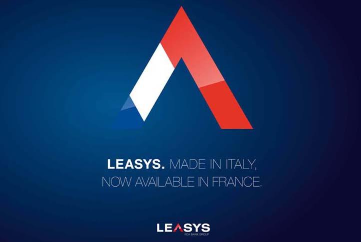 Leasys sbarca in Francia