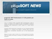 progeCAD 2009 Professional è il CAD gratuito per tutte le Scuole.