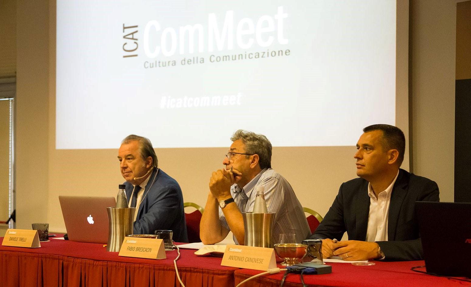 I diversi focus sul retail innovativo accendono il dibattito all'Icat ComMeet del 7 settembre