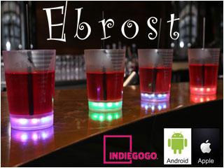 Il primo bicchiere al mondo IoT (internet delle cose) è sviluppato da una start-up Italiana