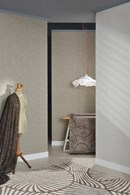 Collezione VENTAGLI di Agena: un'offerta completa di carte da parati, tessuti e tappeti