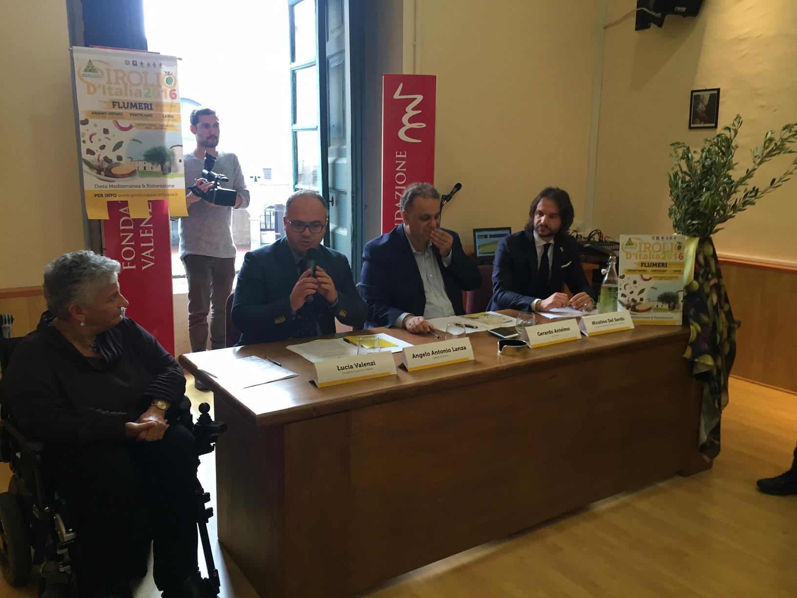 """Mauro Improta chef de """"La Prova del Cuoco"""" è il testimonial di GirOlio Campania"""