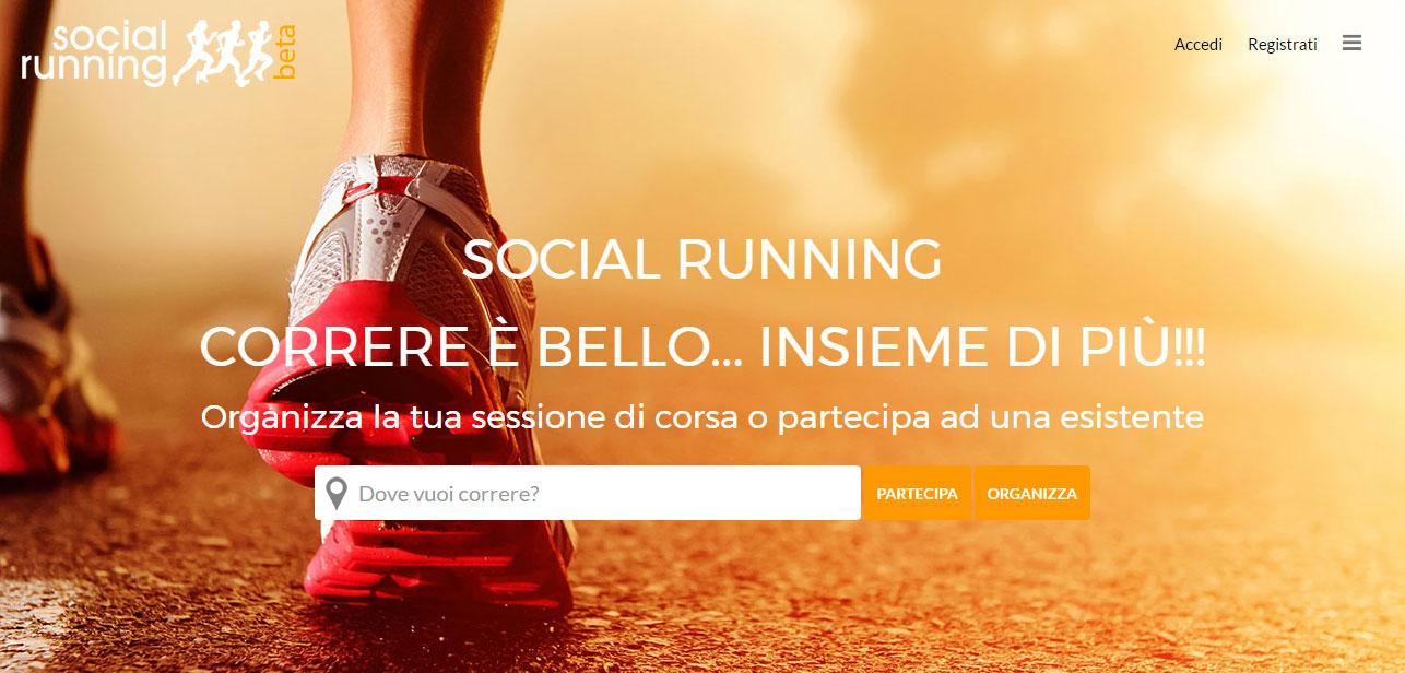 Social Running: La prima e unica piattaforma social dedicata ai runners e camminatori