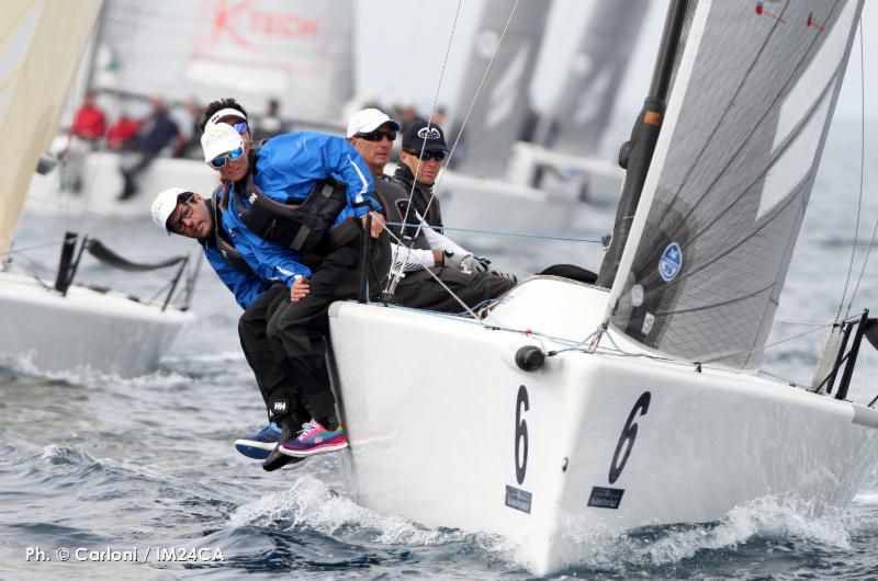 Altea Federation Sailing Team ricomincia dal podio