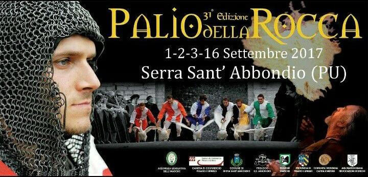A Serra Sant'Abbondio le affascinanti atmosfere medievali con il Palio della Rocca
