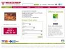Wineshop.it quarto, ed unico sito italiano, nella classifica mondiale delle migliori enoteche online