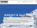 Online il nuovo sito di Appartamenti Valle D'Aosta.