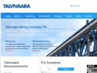 Talvivaara Mining Company Plc - Uranium Permitting Update