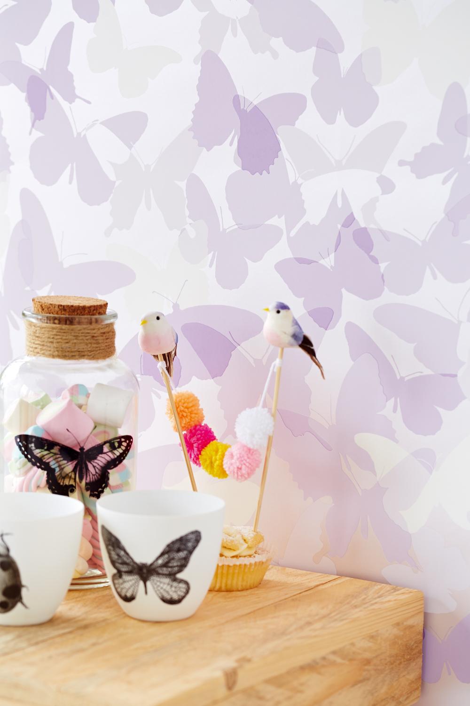"""Agena decora le stanze dei più piccoli con carte da parati colorate e fantasiose della Collezione """"Hits 4 Kids"""""""
