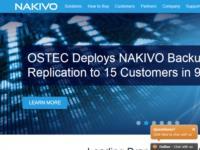 NAKIVO Lancia v6.2 Beta con Supporto Esteso per il Backup di AWS EC2