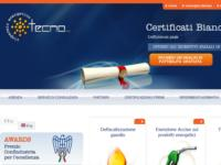 Online la versione inglese di Tecnosrl.it, Energy Service Company leader in Italia