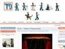 Il 2010 di Te.D.-Teatro d'Impresa® è iniziato con il Team-building