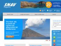 Snav presenta il suo nuovo magazine online