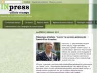 """Presentata all'istituto """"Curcio"""" di Ispica la seconda edizione del Premio Pina Avveduto"""