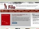 """La casa editrice Il Filo alle """"Giubbe Rosse"""" di Firenze"""