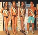 VIOLA SEVASTIANOVA, ALESSANDRA DOLCI , MADDALENA ZAHARIA E ALESSANDRO MISCEO si aggiudicano la 2.a semifinale a Miss e Mr Fiumicino 2012
